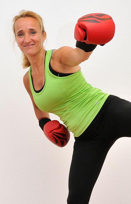 TH Sport & Fitness - Thea Hoogervorst - Sportcentrum Voorhout - Body combat