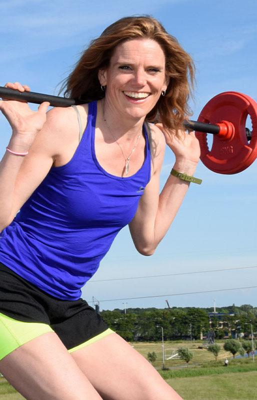 TH Sport & Fitness - Thea Hoogervorst - Sportcentrum Voorhout - Body pump