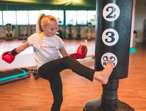 Kids boxing weer van start